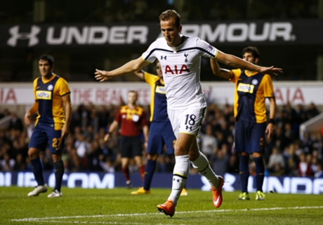 Kane has 'spirit of Ronaldo' - Vertonghen