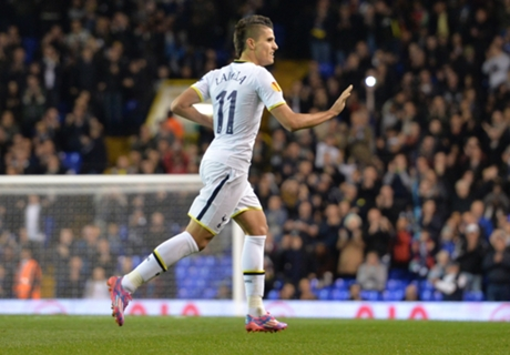 Will rabona be the making of Lamela?