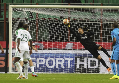 Inter-Saint-Etienne, les notes