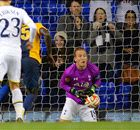 Kane: I'll leave the keeping to the keepers!