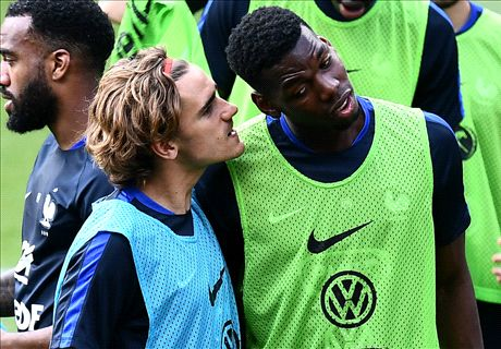 Pogba: I could cope with Griezmann at City