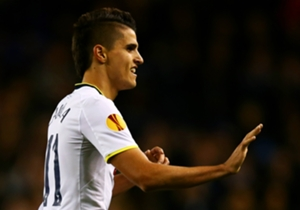 Erik Lamela's rabona | Tottenham vs Asteras Tripolis | Europa League | October 23