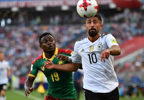 FT: Jerman 3-1 Kamerun