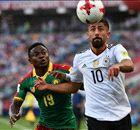 LIVE: Germany vs Cameroon