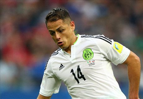 Chicharito turned down Spain and Italy