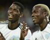 Pogba's brother scores twice in 22-1 demolition of PPSC