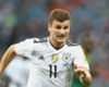 Germany striker Timo Werner