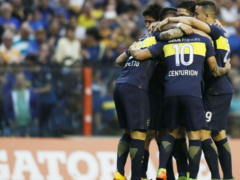 Boca Juniors fête son titre avec une victoire à domicile