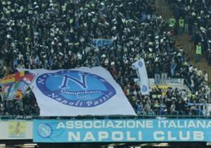 La tifoseria del Napoli contesta la squadra azzurra