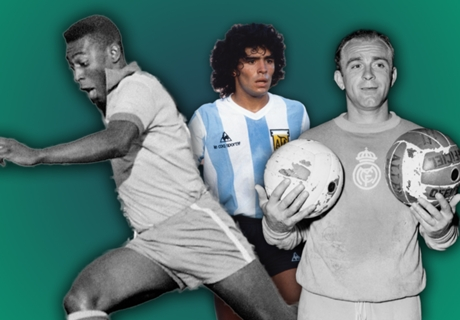 Is Pele the greatest player ever?