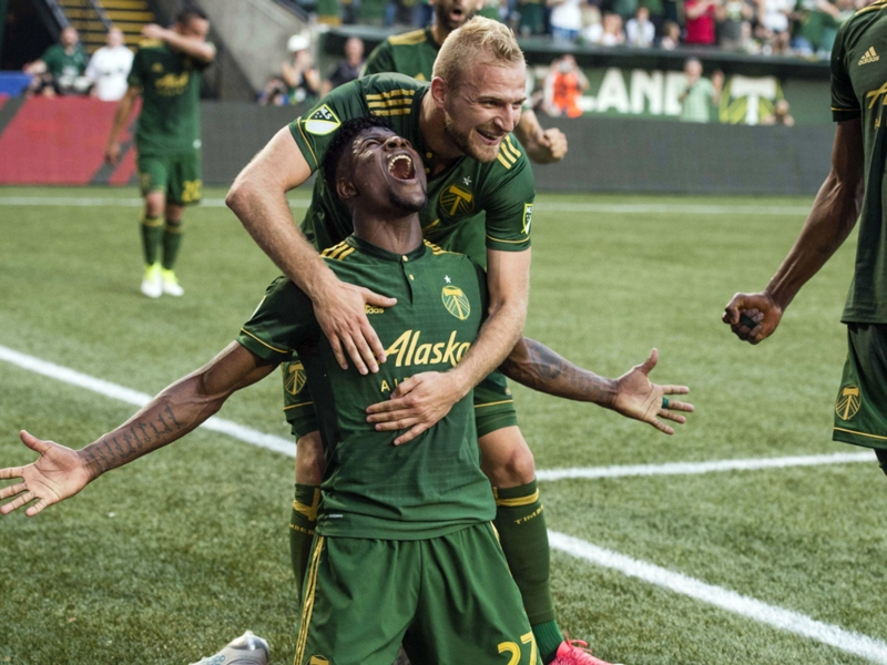 WATCH: Timbers' Asprilla scores towering header against rival Sounders