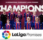 Barca beat Madrid in LaLiga Promises
