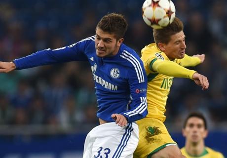 Ditekuk Schalke, Sporting Protes UEFA