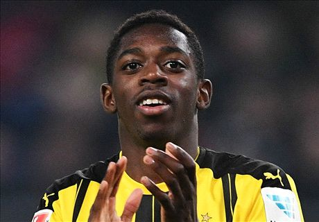 RUMOURS: Dembele meets with Guardiola