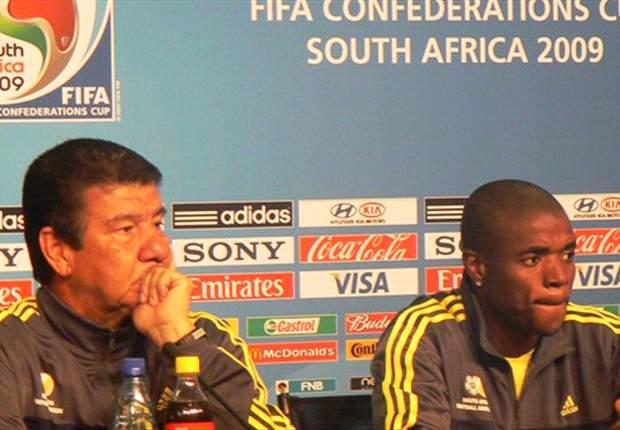 Joel Santana Blames South Africa Draw On Nerves & Opponents Iraq