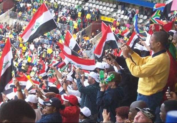 Confederations Cup: Ellis Park Is Electric