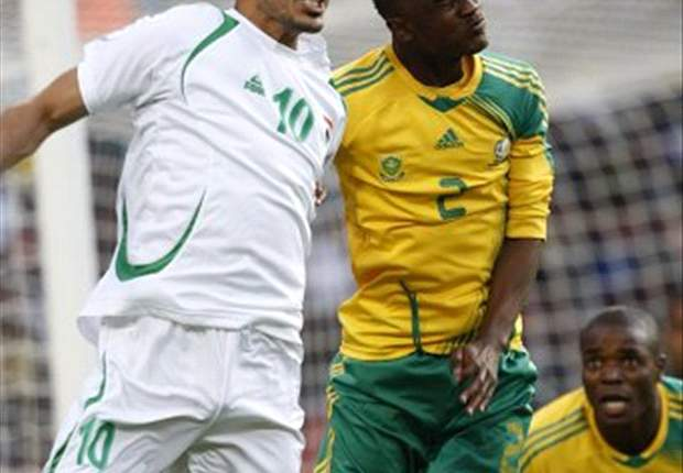 Player Ratings: South Africa 0-0 Iraq