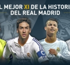 El XI Ideal en la historia del Real Madrid