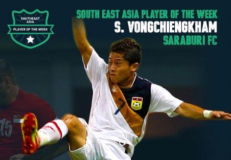 Goal Southeast Asia Player of the Week: สุขพร วงศ์เชียงคำ