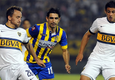 Sudamericana: Capiatá 0(3) - (4)1 Boca