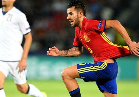Mais qui est Dani Ceballos, le milieu espagnol qui a enchanté la Rojita contre l'Italie ?