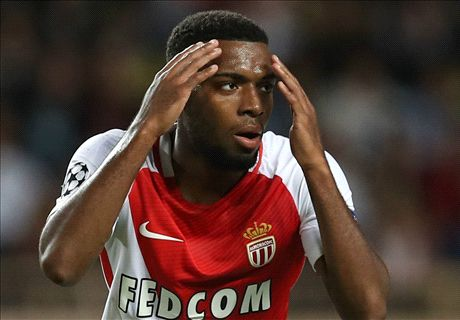 Monaco hit Arsenal's Lemar hopes