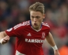 Middlesbrough flop Fischer completes Mainz move