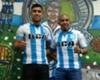 Arévalo Ríos y Patiño, presentados como refuerzos de Racing