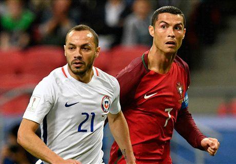 Bravo penaltyheld bij finalist Chili