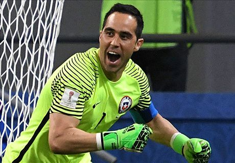 Man City fans amazed at Bravo heroics