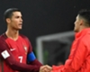 Sanchez, Ronaldo battle falls flat