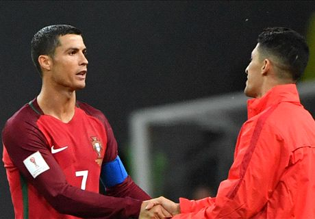 Ronaldo, Sanchez battle falls flat