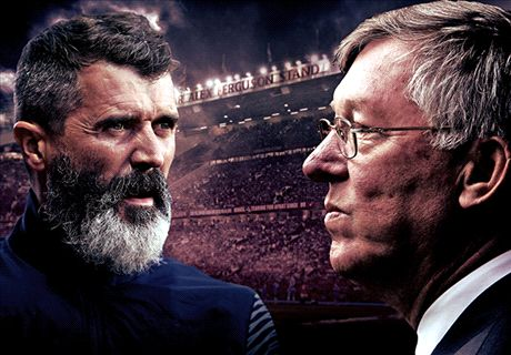 Keane And Ferguson Should Stay Quiet