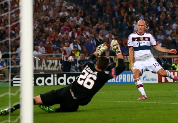 Aos 30 anos, o holandês quer continuar na Bundesliga