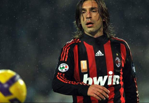 'Nothing Official' Regarding Milan Star Andrea Pirlo - Chelsea