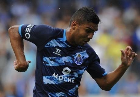 Casemiro to make most of Brazil return