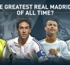 IN PICTURES: REAL MADRID XI - มาดริดชุดที่ดีที่สุดตลอดกาล?