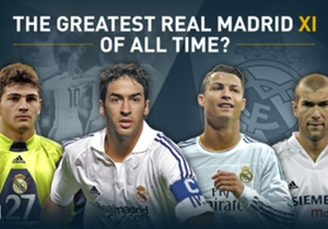 Goal's Spanish edition polled its readers to create the greatest Real Madrid XI of all time. A number of options were provided for each position - here is who the users voted for...
