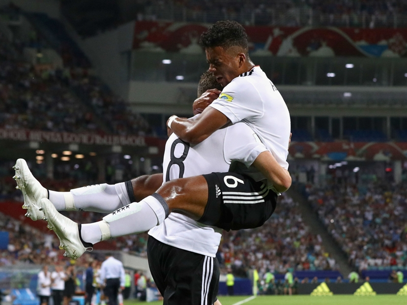 No Muller, no Neuer, no Ozil - Germany's B-teams conquering the world