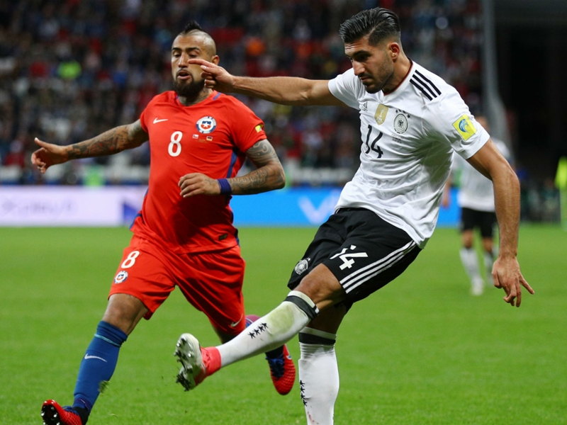 Chile vs Germany: TV channel, free stream, kick-off time, odds & match preview