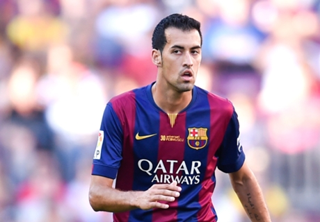 Madrid clash decisive - Busquets