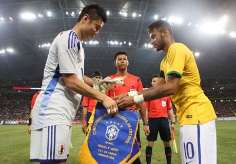 Dunga: Neymar will remain Brazil captain