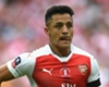 Alexis to return to Arsenal training amid continued transfer speculation