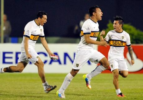 SORTEO: 2 plateas para Boca-C. Porteño