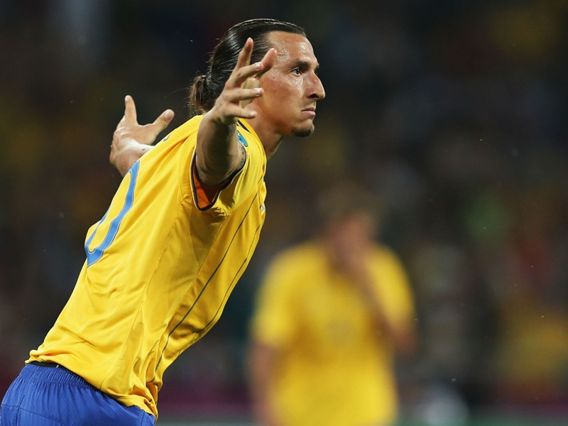 Galaxy interested in Ibrahimovic but admit former United striker wants Europe stay