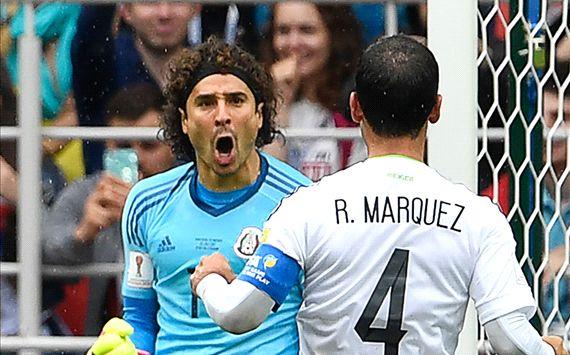 WATCH: Ochoa's amazing penalty save