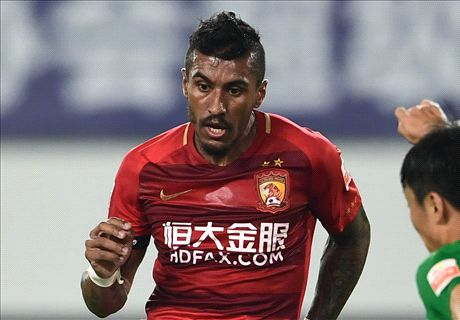 Paulinho gives car away as exit gift