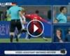VIDEO: ¿Y el VAR? Gonzalo Jara recibió amarilla tras un claro codazo a Timo Werner