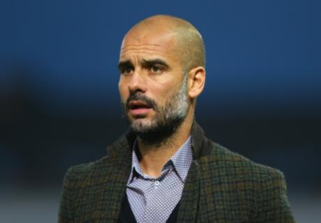 Guardiola: Upcoming run crucial