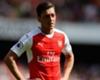 Ozil speaks amid contract talks